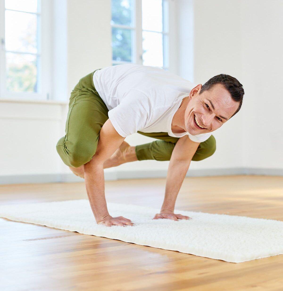 Florian Sprater, Yogalehrer, Erwachsene, Unternehmen, Kinder