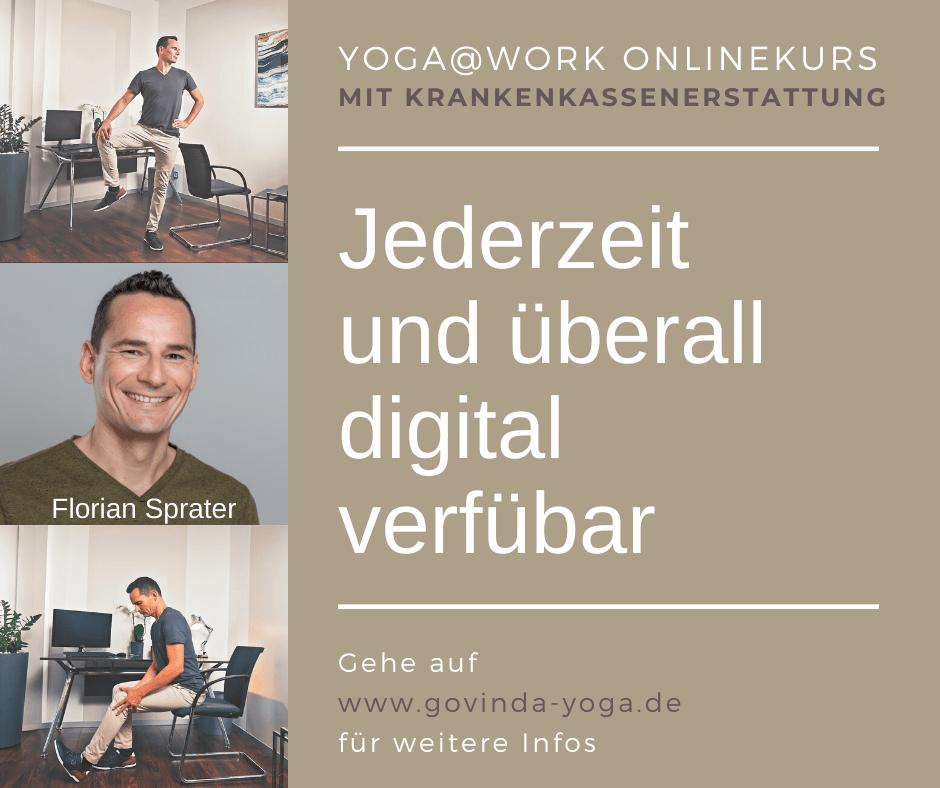 Yoga@Work-Jederzeit