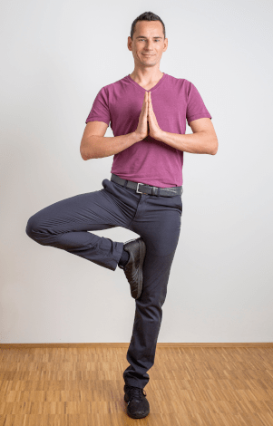 Yoga@Work mit Florian Sprater